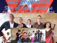 Barrio Luna Concert Son cubain le dimanche 28 août 2016, 94200 Ivry-sur-Seine