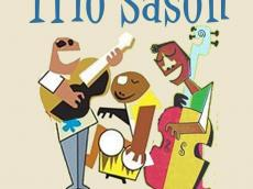 Trio Sasón Concert Salsa le vendredi 2 septembre 2016, 75015 Paris