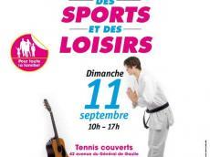Fête sports & loisirs 2016 à L'Haÿ les Roses le dimanche 11 septembre 2016, 94240 L'Haÿ-les-Roses