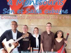 Barrio Luna Concert Son cubain le dimanche 25 septembre 2016, 94200 Ivry-sur-Seine