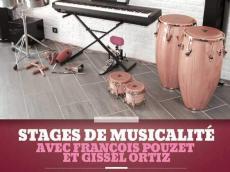 Stage de musicalité Les instruments de la salsa le dimanche 25 septembre 2016, 94240 L'Haÿ-les-Roses