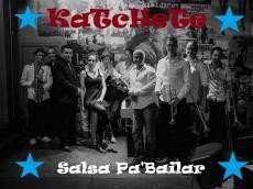 Katchete Concert Salsa le samedi 1 octobre 2016, 75014 Paris