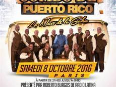 El Gran Combo de Puerto Rico Concert Salsa le samedi 8 octobre 2016, 93210 Aubervilliers