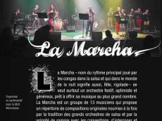 La Marcha Concert Salsa le vendredi 14 octobre 2016, 78114 Magny-les-Hameaux