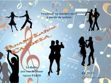 Paname Latine Candela Fiesta Latina et Jam le vendredi 14 octobre 2016, 75010 Paris