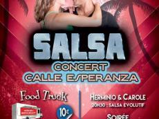 Calle Esperanza Concert Son cubain le mercredi 26 octobre 2016, 95220 Herblay