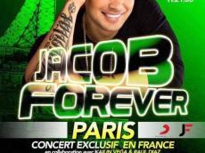 Jacob Forever Concert Salsa le jeudi 27 octobre 2016, 93100 Montreuil