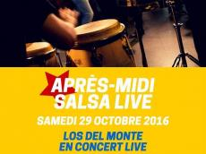 Los del Monte Concert Son cubain le samedi 29 octobre 2016, 75020 Paris