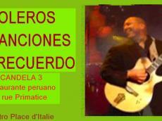Tollis y Ricardo Boleros y canciones del Recuerdo le jeudi 17 novembre 2016, 75013 Paris