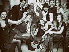 Les Cigarillos Concert Salsa Klezmer le jeudi 24 novembre 2016, 75020 Paris
