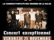 Colectivo Iye Ife Concert Salsa le vendredi 25 novembre 2016, 75019 Paris