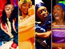 Danses afro-cubaines Leydis Teodoro le mardi 29 novembre 2016, 93100 Montreuil