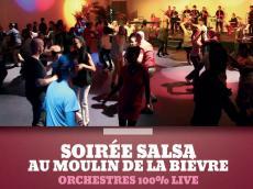 Soirée Salsa cubaine #9 avec orchestres le jeudi 8 décembre 2016,  94240 L'Haÿ-les-Roses