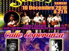 Calle Esperanza Concert Son cubain le samedi 10 décembre 2016, 95200 Sarcelles