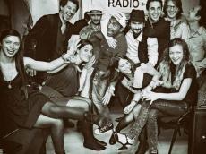 Cigarillos en el Shtruddle Concert Klezmer & Salsa le samedi 10 décembre 2016, 75014 Paris