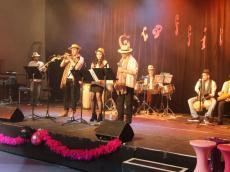 Arriba Danza Concert Salsa le dimanche 11 décembre 2016, 94240 L'Haÿ-les-Roses