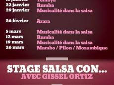 Stage de musicalité La Clave le dimanche 29 janvier 2017, 94240 L'Haÿ-les-Roses