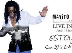 Mayito Rivera Concert Salsa le jeudi 19 janvier 2017, 75019 Paris