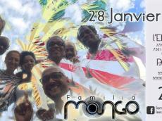 Familia Mango Concert Salsa le samedi 28 janvier 2017, 75014 Paris