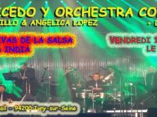 Borys Caicedo y la Conciencia ft Nancy Murillo y Angelica Lopez le vendredi 10 février 2017, 94200 Ivry-sur-Seine