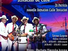 Tentacion de Cuba Concert Son cubain le samedi 18 février 2017, 75011 Paris