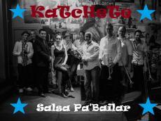 Katchete Concert Salsa le samedi 25 février 2017, 75014 Paris