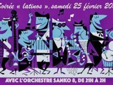 Sanko 8 Concert Salsa le samedi 25 février 2017, 75004 Paris