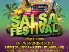 Suerte Nueve Concert Salsa le samedi 25 février 2017, 91120 Palaiseau