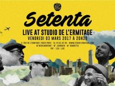 Setenta Concert Salsa le vendredi 3 mars 2017, 75020 Paris