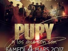 Pupy y los que son son Concert salsa cubaine le samedi 4 mars 2017, 93800 Epinay-sur-Seine