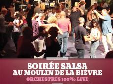 Soirée Salsa cubaine #10 avec orchestres le samedi 11 mars 2017, 94240 L'Haÿ-les-Roses