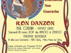 Orquesta Mi Sol Bal cubain le samedi 18 mars 2017, 92110 Clichy