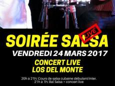 Los del Monte Concert Son cubain le vendredi 24 mars 2017, 75011 Paris