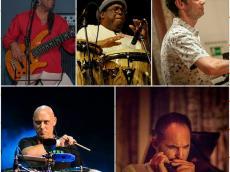 Orlando Poleo Afrovenezuela Jazz Concert Salsa le samedi 25 mars 2017, 94700 Maisons-Alforts