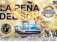Nelson Palacios y su Cosa Loca Concert Salsa le dimanche 26 mars 2017, 93100 Montreuil