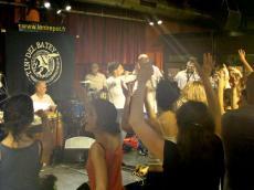 Tin' Del Batey Concert Salsa le vendredi 31 mars 2017, 75014 Paris