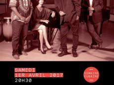 Quatuor José Maria Vitier Concert Latin Jazz le samedi 1 avril 2017, 95880 Enghien-les-Bains