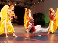 Tin' Del Batey Festival Acousti'danse le vendredi 21 avril 2017, 94240 L'Haÿ-les-Roses