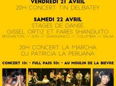 La Marcha Festival Acousti'danse #2 le samedi 22 avril 2017,  94240 L'Haÿ-les-Roses