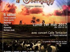 Calle Tentacion Concert Son cubain le lundi 1 mai 2017, 75011 Paris