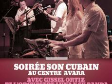 Luna y su Banda Soirée Son cubain le vendredi 12 mai 2017, 94260 Fresnes