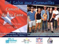 Barrio Luna Concert Son cubain le dimanche 14 mai 2017, 94200 Ivry-sur-Seine