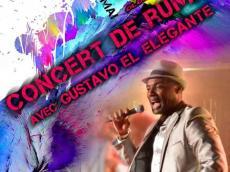 Gustavo El Elegante Concert Rumba le dimanche 14 mai 2017, 75020 Paris
