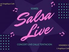 Calle Tentacion Concert Son cubain le vendredi 19 mai 2017, 75011 Paris