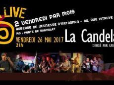 La Candela Siempre Concert Salsa le vendredi 26 mai 2017, 75020 Paris