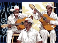 Compagnie cubaine de salsa Concert Son cubain le dimanche 4 juin 2017, 75011 Paris