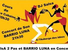 Barrio Luna Concert Son cubain le vendredi 16 juin 2017, 94800 Villejuif