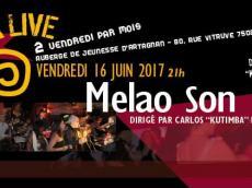 Melao Son Concert Salsa le vendredi 16 juin 2017, 75020 Paris