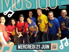 Barrio del Este Concert Salsa le mercredi 21 juin 2017, 93400 Saint-Ouen