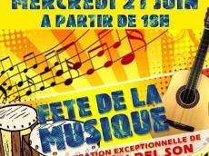 La Institución del Son Concert Son cubain le mercredi 21 juin 2017, 75011 Paris